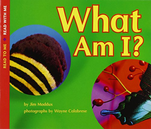 9780153144691: Harcourt School Publishers Collections: Rdr: What Am I Grk