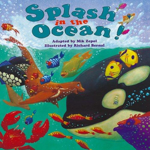 9780153145063: Harcourt School Publishers Collections: Little Book Grade K Splash In The Ocean
