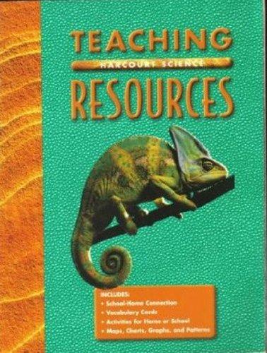 9780153147579: Teaching Resource Gr 4 Harc Science 2000