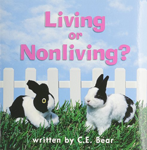 9780153148491: Harcourt School Publishers Science: Rdr:Living Or Nonliving G1