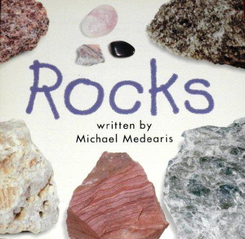 9780153148545: Harcourt School Publishers Science: Rdr: Rocks G1