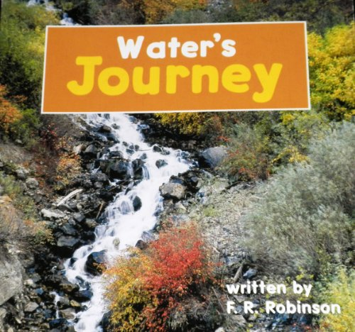 9780153148552: Harcourt School Publishers Science: Rdr: Water'S Journey G1