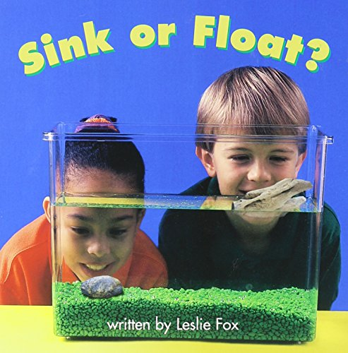 9780153148590: Harcourt School Publishers Science: Rdr: Sink Or Float G1