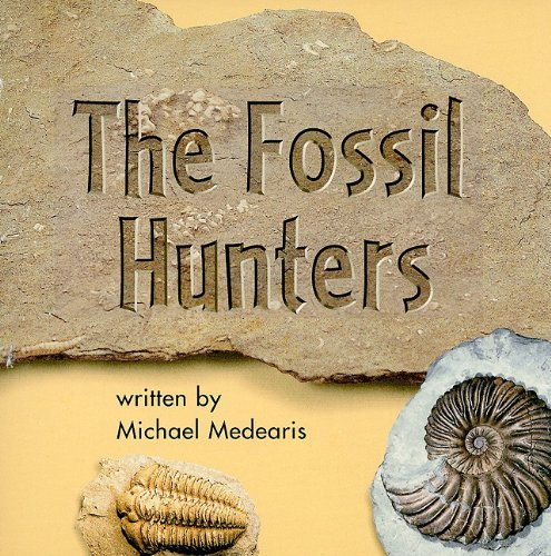 9780153148682: The Fossil Hunters, Grade 2 (Science (Harcourt))