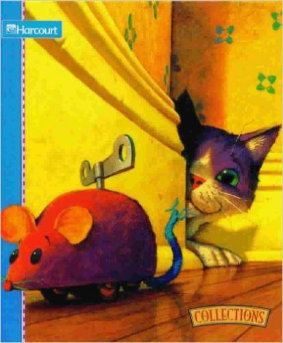 9780153149856: Harcourt School Publishers Collections Texas: Student Edition : Something New Grade 2/1 2000