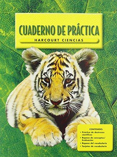 9780153150456: Harcourt School Publishers Ciencias: Student Edition Workbook Spanish Grade 2