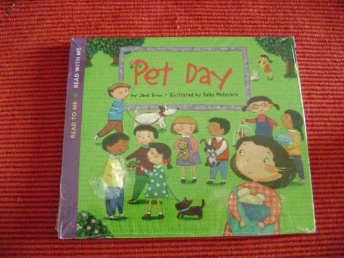 9780153152474: Harcourt School Publishers Collections: Pk/5 Rdr: Pet Day Grk