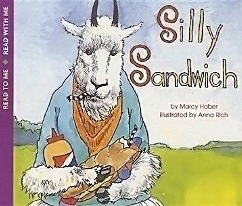 9780153152498: Harcourt School Publishers Collections: Pk/5 Rdr: The Silly Sandwich Grk