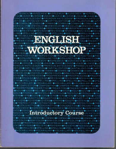 9780153153440: English Workshop: Introductory Course