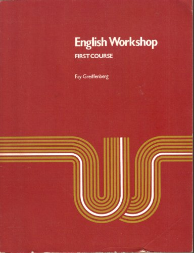 9780153153853: English workshop : first course