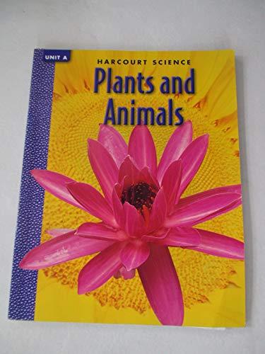 9780153156861: Unit Bk 3a Plants& Animals Harc Sci00 (Science 00 Y001)