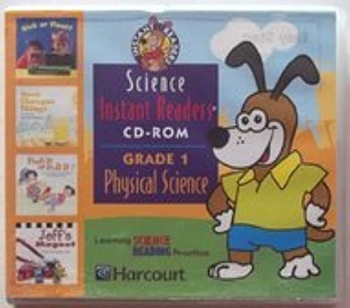 9780153160479: Science Instant Readers CD-ROM Grade 1 (Harcourt Physical Science)