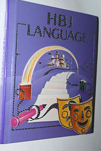 HBJ Language 6th Grade: Houghton Mifflin Harcourt