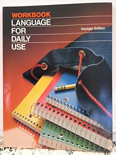 9780153167355: Language for Daily Use - Voyager Edition