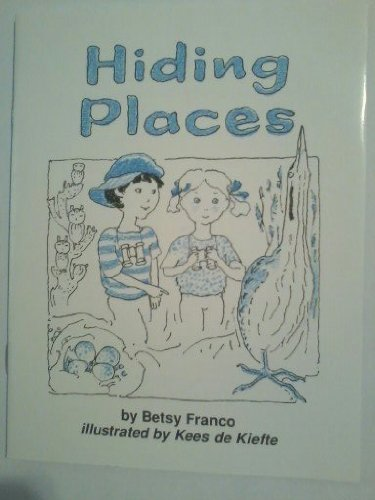 9780153172229: Harcourt School Publishers Collections: Take-Home Book Grade 2 Hiding Places