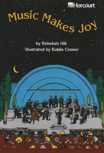 9780153173165: Harcourt School Publishers Collections: Take-Home Book Grade 3 Music Makes Joy