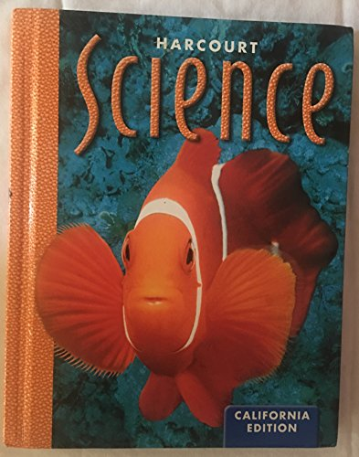 9780153176494: Harcourt Science, Grade 2, California Edition