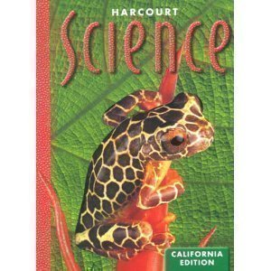 9780153176555: Harcourt Science: California Edition Level 5