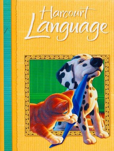 9780153178313: Harcourt Language, Level 1