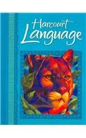 9780153178344: Harcourt School Publishers Language: Student Edition Grade 4 2002