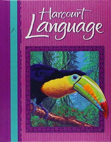 9780153178368: Harcourt School Publishers Language: Student Edition Grade 5 2002