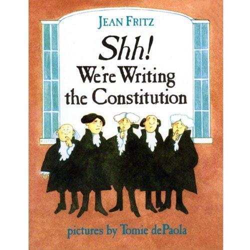 9780153193200: Harcourt School Publishers Collections: Lvldlib(5): Shh!/Constitution Gr4 Shh!/Constitution