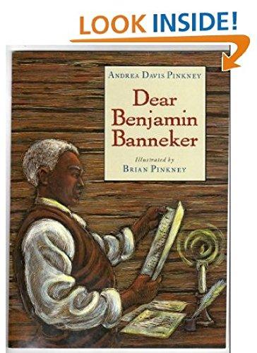 9780153193316: Harcourt School Publishers Collections: Lvldlib(5): Dear Benjamin Banneker Gr5