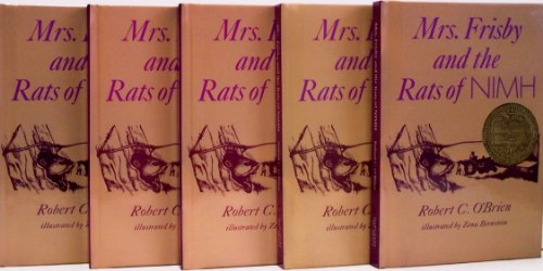 9780153193507: Harcourt School Publishers Collections: Lvldlib(5):Mrs Frisby/Rats Of Nimh Gr6