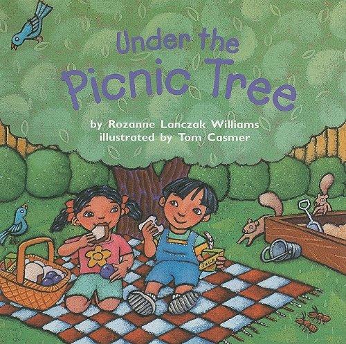 9780153196140: Harcourt School Publishers Math: Reader: Book 3 Grade 1 Under/Picnic Tree