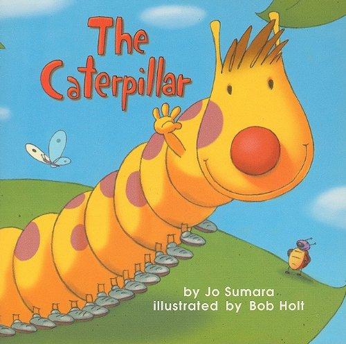 9780153196195: Harcourt School Publishers Math: Reader:. Book 8 Grade 1 Caterpillar