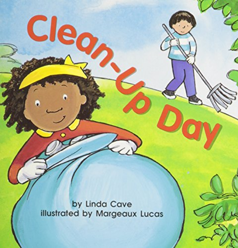 9780153196294: Harcourt School Publishers Math: Reader: Book 6 Grade 2 Clean-Up Day