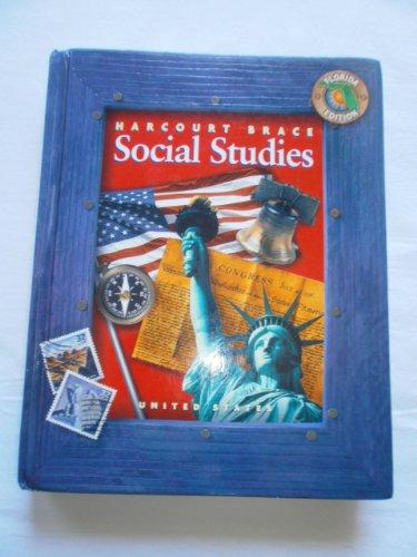 9780153201066: Harcourt Brace Social Studies: United States Florida Edition