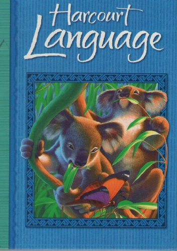 9780153202407: Harcourt Language, Grade 2 (Harcourt School Publishers Language)