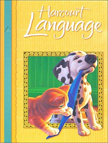 9780153202452: Harcourt School Publishers Language: Practice/Reteach Book, Teacher'S Edition Grade 1