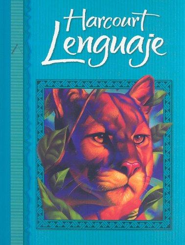 9780153202865: Harcourt Lenguaje: Ediciones del estudiante Grade 4 2002