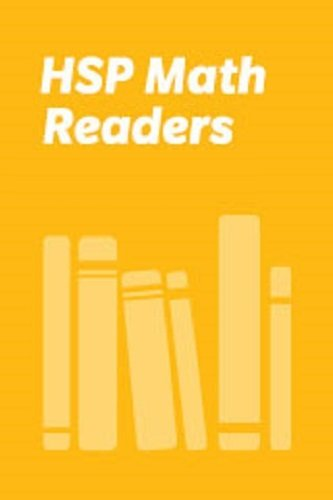 9780153204845: Harcourt Math: Reader 5-Pack Grade K Where We Live