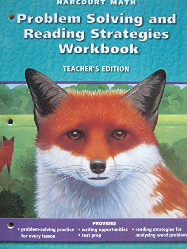Harcourt Math Problem Solving and Reading Strategies: Harcourt