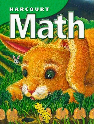Math Grade 1: HARCOURT SCHOOL PUBLISHERS