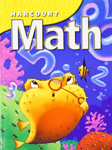 9780153207464: Harcourt Math Student Edition complete grade 2, consumable