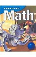 9780153207471: Harcourt School Publishers Math: Student Edition Grade 3 2002