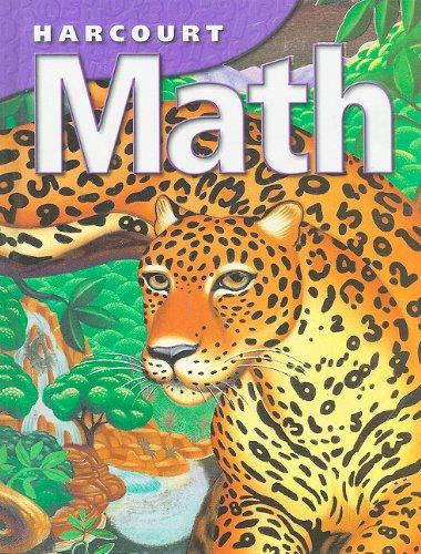 9780153207501: Harcourt School Publishers Math: Student Edition Grade 6 2002