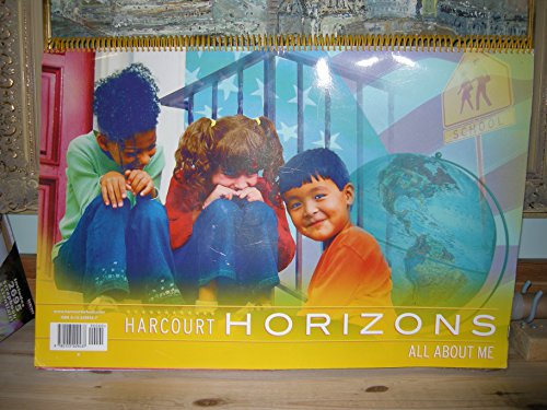 9780153209437: Harcourt School Publishers Horizons: Unit Big Book All About Me Grade K
