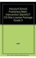9780153210419: Harcourt Matematicas Estragies y Actividades de Intervencion, Grado 5, Site License Version (Spanish Edition)