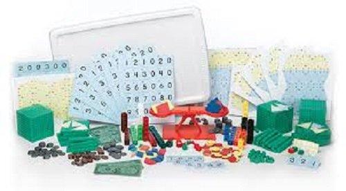 9780153212888: Harcourt School Publishers Math: Core Manipulative Kit Math Grade 3