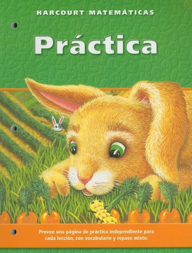 9780153216299: Practice Workbook Grade1 Mathematica 2002 (Spanish Edition)
