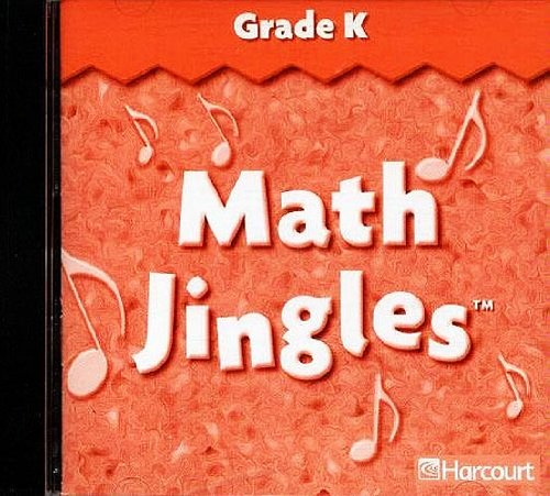 Math Jingles Audio CD: Grade K (2005: Susan Little And