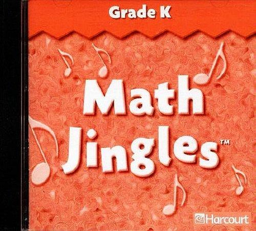 9780153218057: HSP Math: Math Jingles CD-ROM Grade K