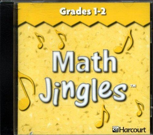 Harcourt Math: Math Jingles Audio CD Grades: HARCOURT SCHOOL PUBLISHERS