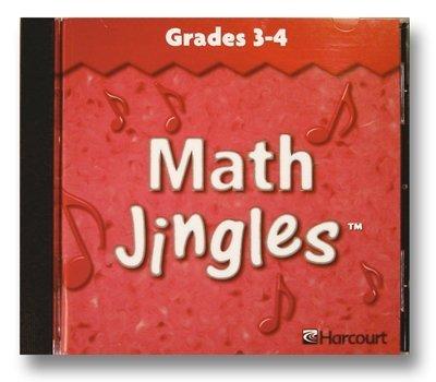 MATH JINGLEs Grades 3-4 ~ CD: Street ~ Baumgartner