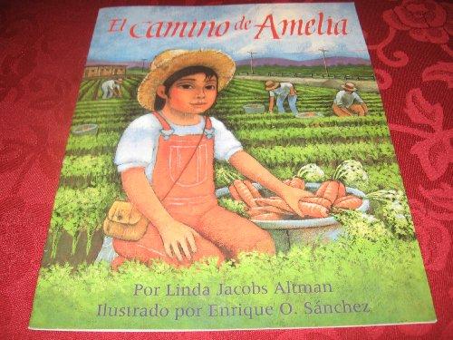 9780153220739: El Camino De Amelia, Grade 4 Leveled Library: Harcourt School Publishers Vamos De Fiesta (Spanish Edition)